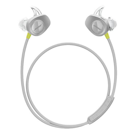 Casque Audio Bose SoundSport Wireless Citron - Autre vue