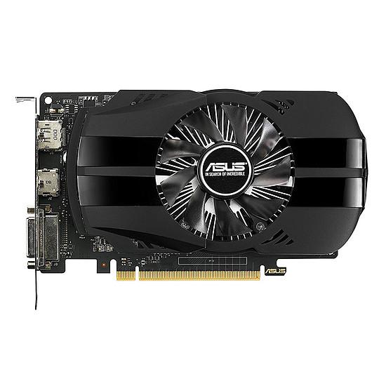 Carte graphique Asus Phoenix GeForce GTX 1050 Ti - 4 Go - Autre vue