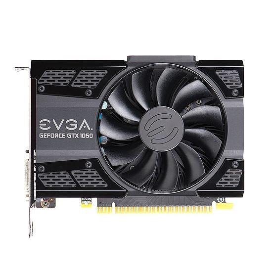Carte graphique EVGA GeForce GTX 1050 Ti SC Gaming - 4 Go - Autre vue