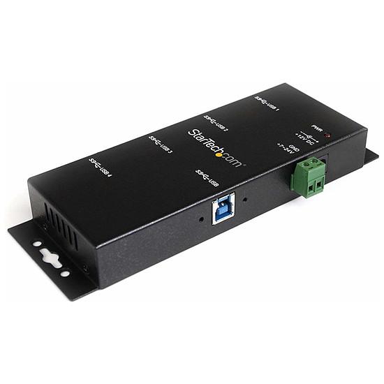 USB StarTech.com Hub USB 3.0 Industriel robuste montable - 4 ports