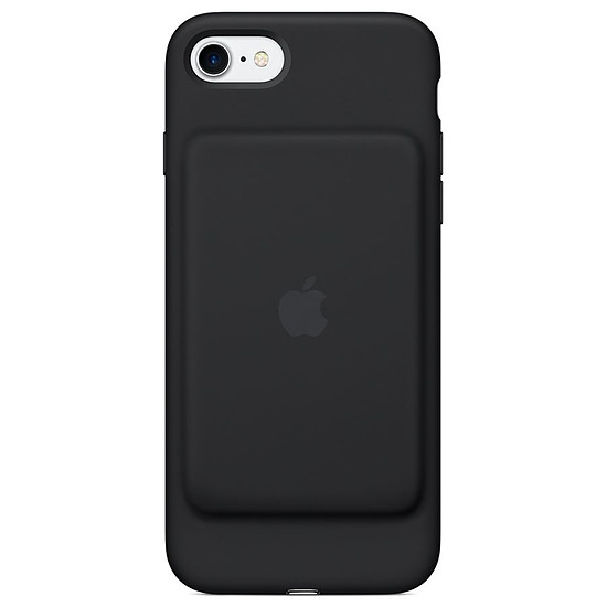 Coque et housse Apple Smart Battery Case (noir) - iPhone 7