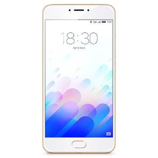 Smartphone et téléphone mobile Meizu M3 Note (or) - 32 Go - 3 Go RAM
