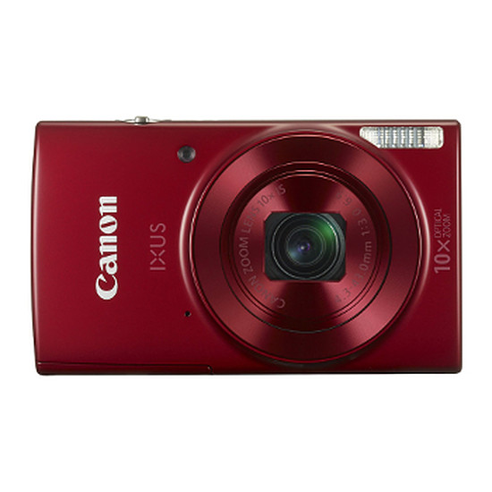 Appareil photo compact ou bridge Canon Ixus 180 Rouge