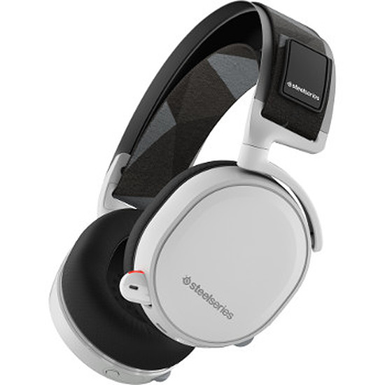 Casque micro SteelSeries Arctis 7 - Blanc