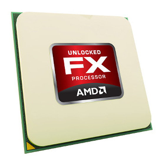 Processeur AMD FX 8300 - Black Edition