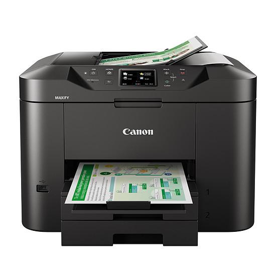 Imprimante multifonction Canon MAXIFY MB2750 - Autre vue