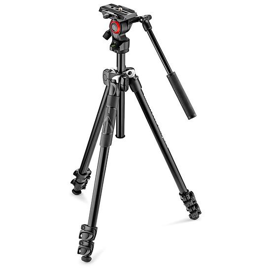 Trépied appareil photo Manfrotto Trépied 290 Light MK290LTA3-V