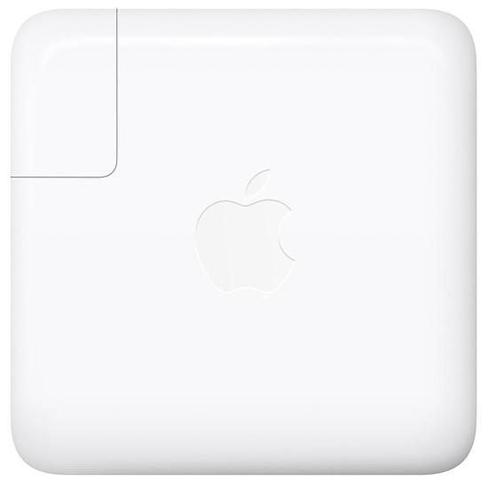 Chargeur PC portable Apple Adaptateur secteur USB-C MacBook - 87W  - Autre vue