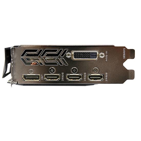 Carte graphique Gigabyte GeForce GTX 1050 Ti G1 Gaming - 4 Go - Autre vue