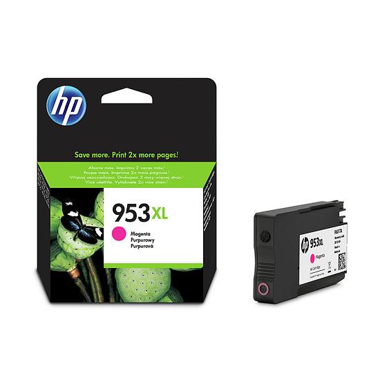 Cartouche imprimante HP Cartouche d'encre n°953XL (F6U17AE) - Magenta - Autre vue