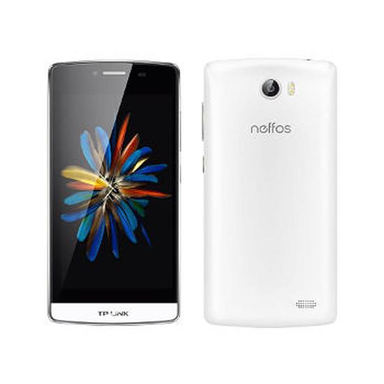 Smartphone et téléphone mobile Neffos C5 (blanc)