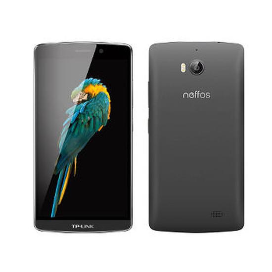 Smartphone et téléphone mobile Neffos C5 Max (gris)