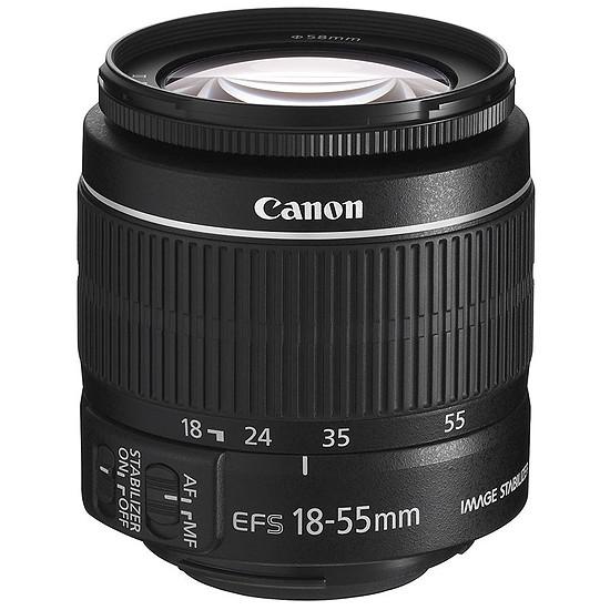 Objectif pour appareil photo Canon EF-S 18-55mm f/3.5-5.6 IS II - Autre vue