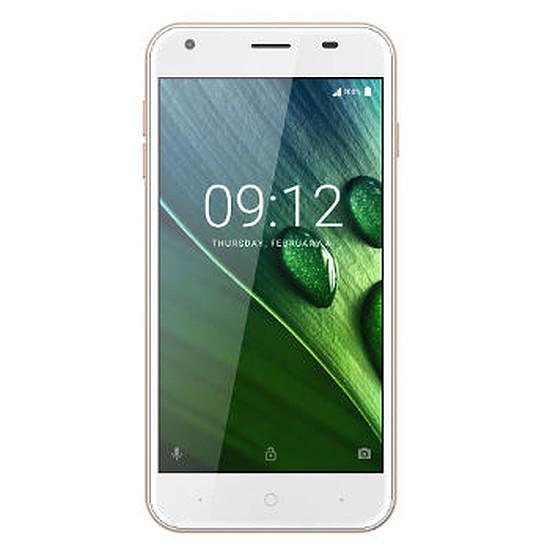 Smartphone et téléphone mobile Acer Liquid Z6 (or)