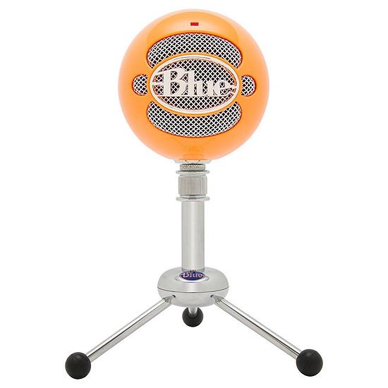 Microphone Blue Microphones Snowball - Orange