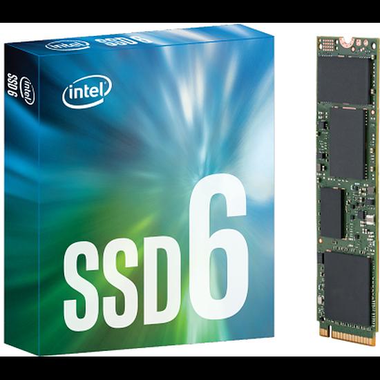 Disque SSD Intel 600P Series M.2 - 128 Go