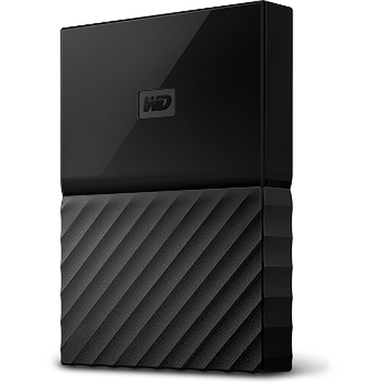 Disque dur externe Western Digital (WD) My Passport USB 3.0 - 4 To (noir)