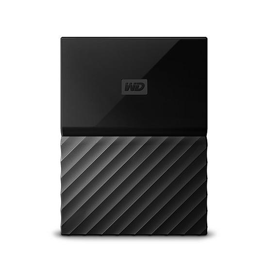 Disque dur externe Western Digital (WD) My Passport USB 3.0 - 4 To (noir) - Autre vue