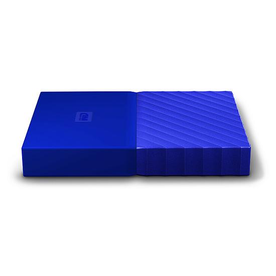 Disque dur externe Western Digital (WD) My Passport USB 3.0 - 1 To (bleu) - Autre vue