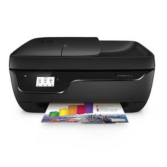 Imprimante multifonction HP Officejet 3833