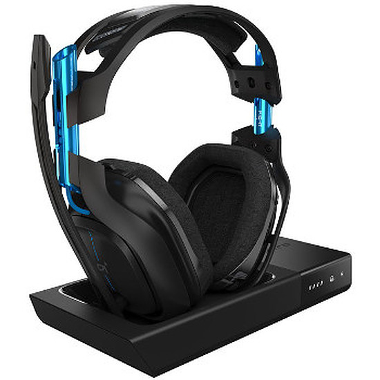 Casque micro Astro Gaming A50 + Base Station PS4