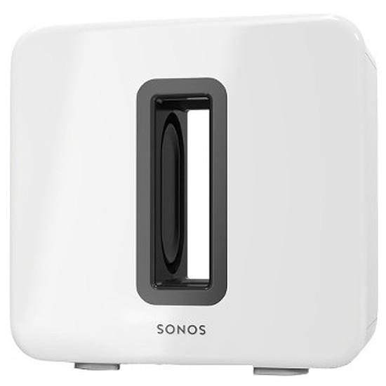 Système Audio Multiroom Sonos Subwoofer Sub - Blanc