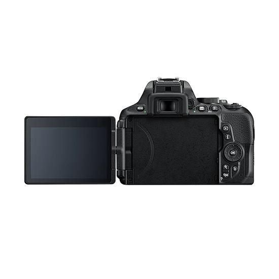 Appareil photo Reflex D5600 Boîtier Nu Noir - Autre vue
