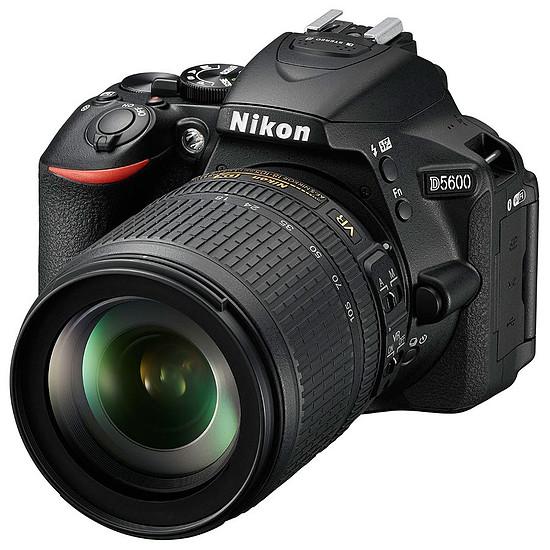 Appareil photo Reflex Nikon D5600 + AF-S 18-105 VR