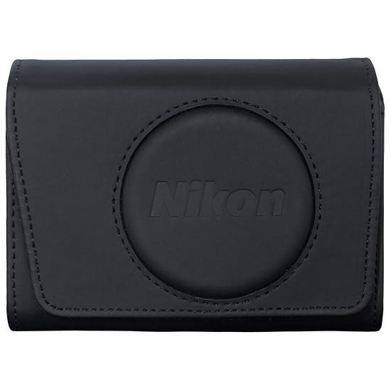 Sac, sacoche et housse Nikon Étui cuir CS-P17 pour A900