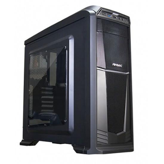 Boîtier PC Antec GX330 Noir Fenêtre