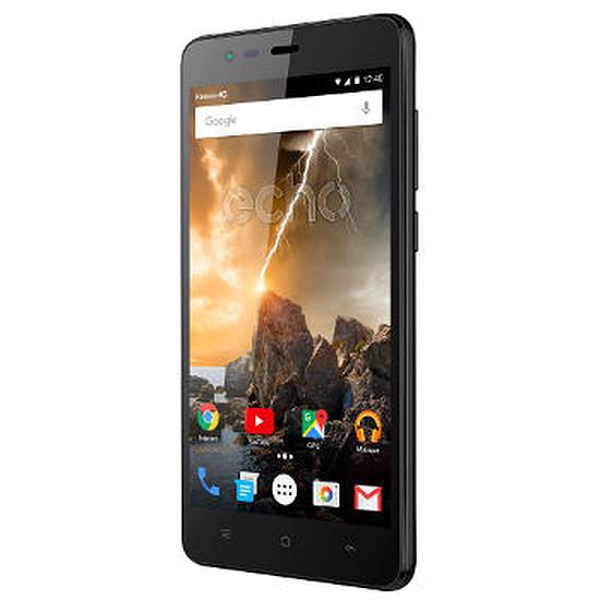 Smartphone et téléphone mobile Echo Volt (noir)