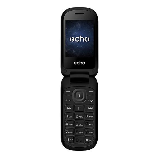 Smartphone et téléphone mobile Echo Clap Plus 2 (noir)