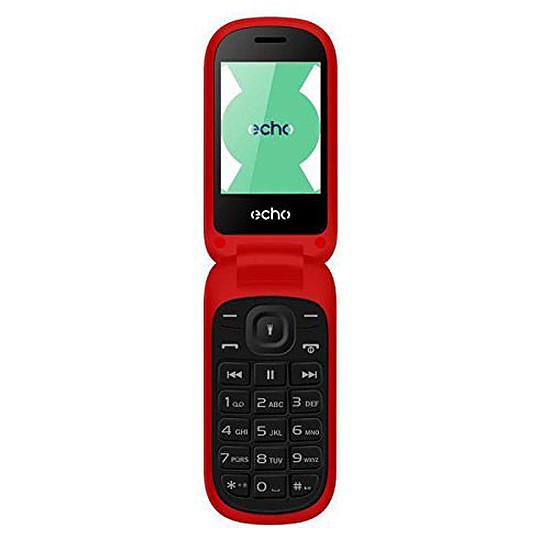 Smartphone et téléphone mobile Echo Clap Plus 2 (rouge)