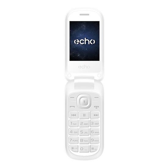 Smartphone et téléphone mobile Echo Clap Plus 2 (blanc)