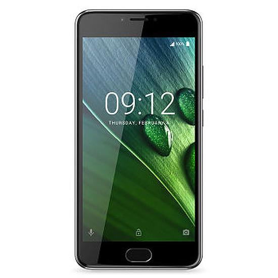 Smartphone et téléphone mobile Acer Liquid Z6 Plus (gris)