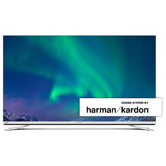 TV Sharp LC65XUF8772ES TV UHD 164 cm