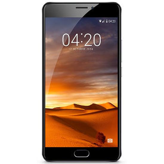Smartphone et téléphone mobile Meizu M3 Max (gris) - 64 Go