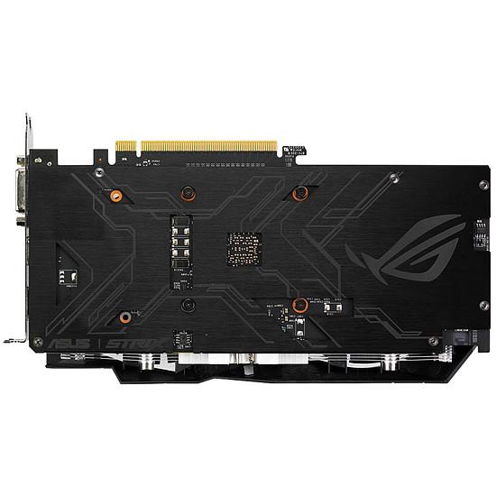 Carte graphique Asus GeForce GTX 1050 Ti STRIX OC - 4 Go - Autre vue