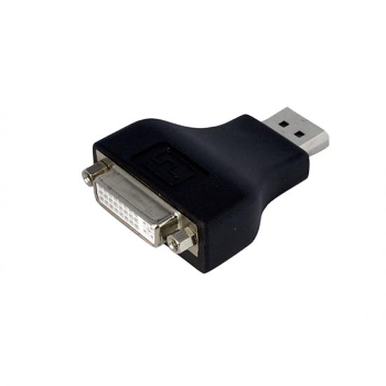 DisplayPort StarTech.com Adaptateur vidéo Monobloc DisplayPort / DVI-I