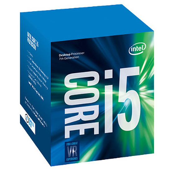 Processeur Intel Core i5 7500