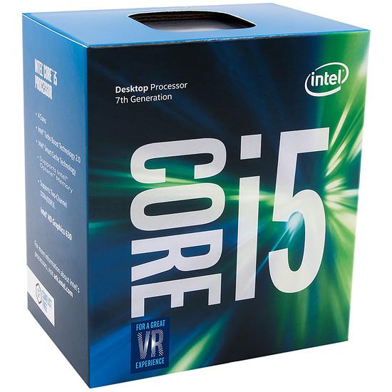 Processeur Intel Core i5 7400 - Autre vue