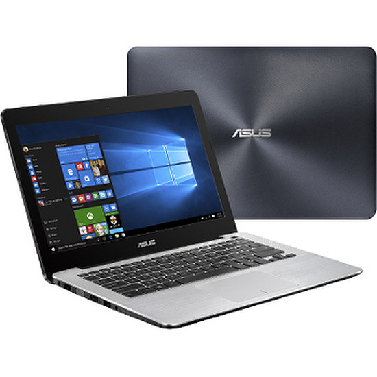 PC portable Asus R301UA-FN092T