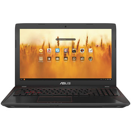 PC portable Asus FX553VD-DM344