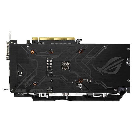 Carte graphique Asus GeForce GTX 1050 Ti STRIX Gaming - 4 Go - Autre vue