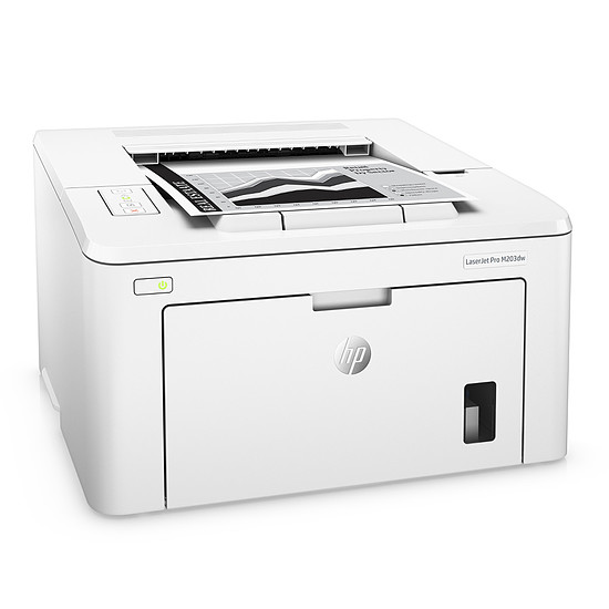 Imprimante laser HP LaserJet Pro M203dw - Autre vue