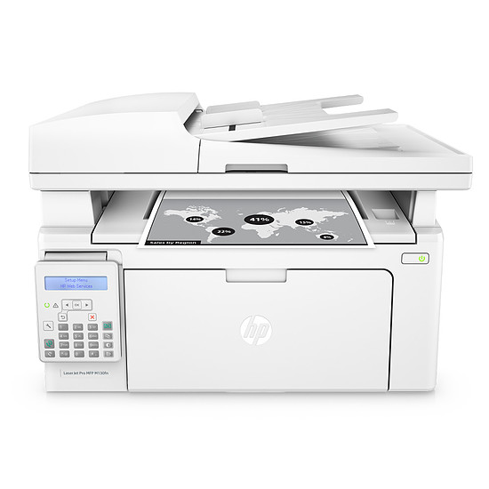 Imprimante multifonction HP LaserJet Pro M130fn