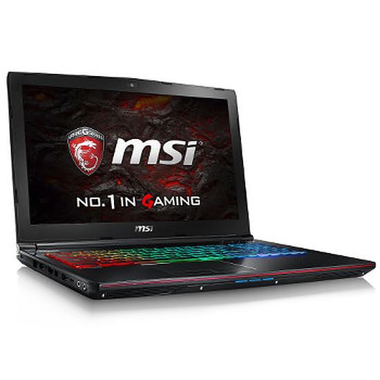 PC portable MSI GE62 7RE-024XFR