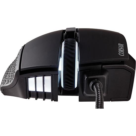 Souris PC Corsair Scimitar Pro RGB - Noir - Autre vue