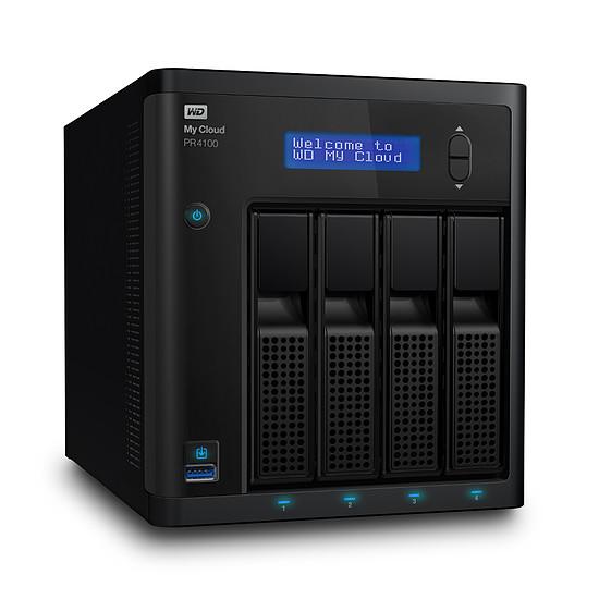 Serveur NAS Western Digital (WD) NAS My Cloud Pro PR4100 - Boitier nu - Autre vue