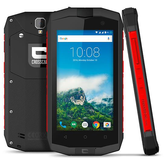 Smartphone et téléphone mobile Crosscall Trekker M1 Core (noir)